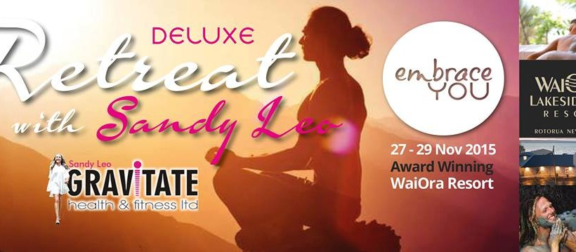 EMBRACE YOU – NOV 27-29th – one or two night option