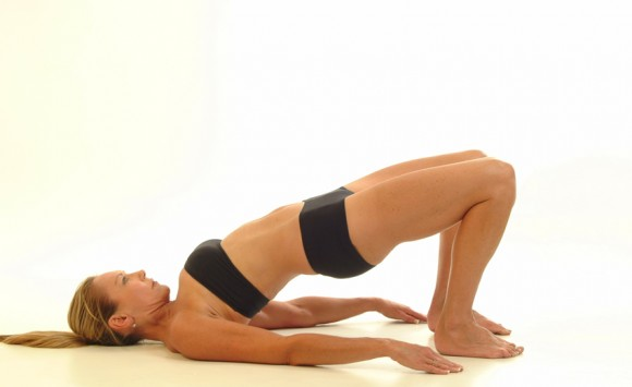 FEATURED EXERCISE –  SHOULDER BRIDGE FOR YOUR BUTT