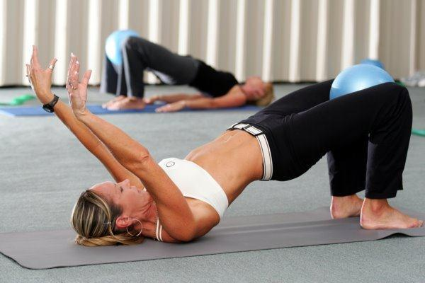 PILATES CLASS SCHEDULE FOR NEW YEAR
