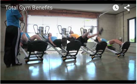TOTAL Gym Benefits
