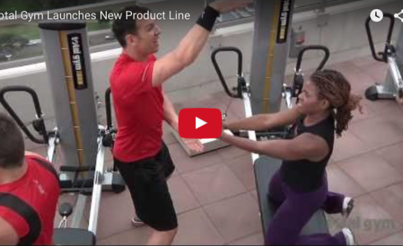 Total Gym Launches New Product