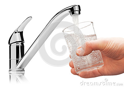 DONT DRINK TAP WATER – SIMPLE REASON WHY