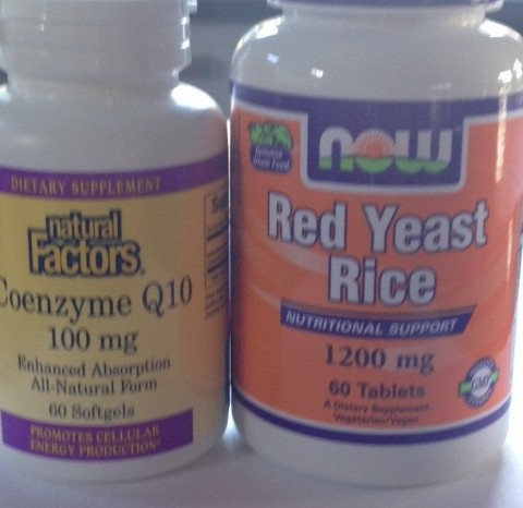 High Blood Pressure  – Reverse Change and Use Red Yeast Rice & CoQ10