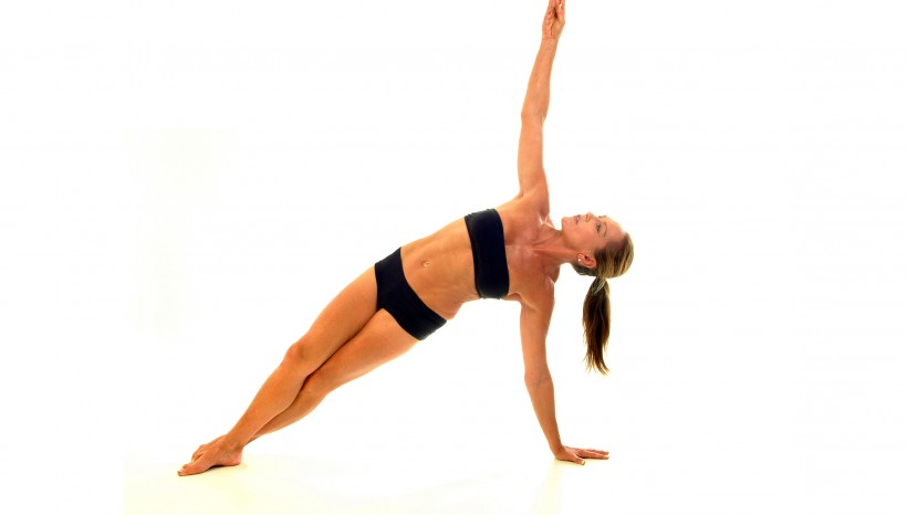 FEATURED EXERCISE – Advanced Side Bend