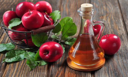 Health Benefits of Cider Vinegar